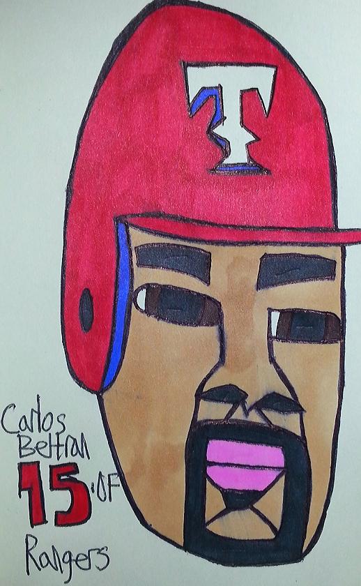 Carlos Beltran par armattock